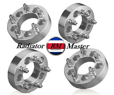 $80 • Buy 4 Jeep 2  Wheel Spacers 5x4.5 To 5x4.5  For Ford Explorer 1/2 X20
