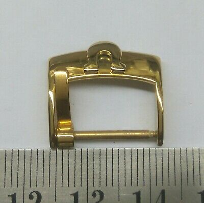 $ CDN34.54 • Buy Vintage Omega Watch 16mm Gold Plated Buckle For Parts Used For Watchmakers