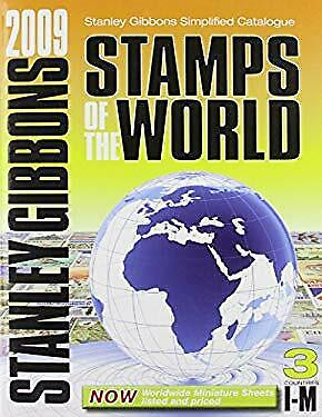 £123.93 • Buy Stanley Gibbons Simplified Catalogue : Stamps Of The World In Colour: An Illustr