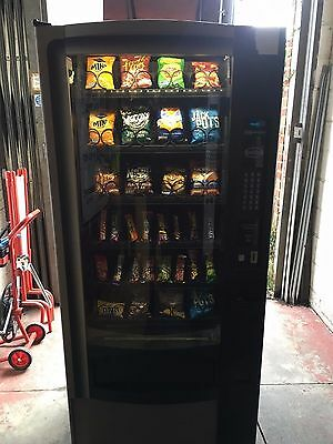 £980 • Buy 32 Selection Crisp And Chocolate Snack Vending Machine Cashless System