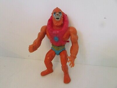 $24 • Buy Mattel 1983 Motu Action Figure Masters Of The Universe Beast Man L9