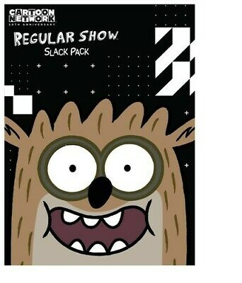 Regular Show: The Slack Pack New Dvd • 11.54£