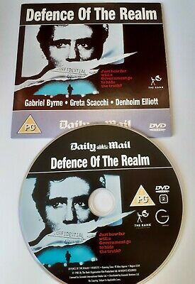 Defence Of The Realm Daily Mail Promo DVD  • 1.99£