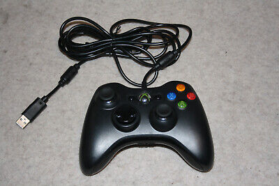 AU39 • Buy Genuine, Official Wired Xbox 360 / PC Controller - Refurbished - Like New