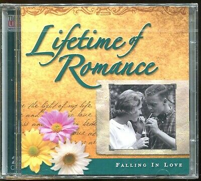 Time Life - Lifetime Of Romance / Falling In Love - 2xCD - New & Sealed • 3.25£