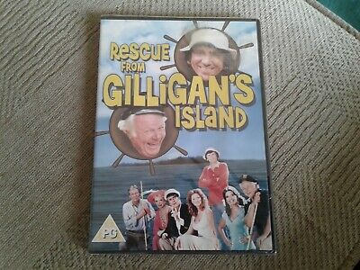 £4.95 • Buy Rescue From Gilligans Island Dvd New And Sealed Freepost Slim Case