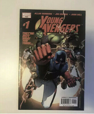 Young Avengers 1  • 48.99£