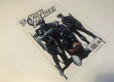 Young Avengers 6  • 22.99£