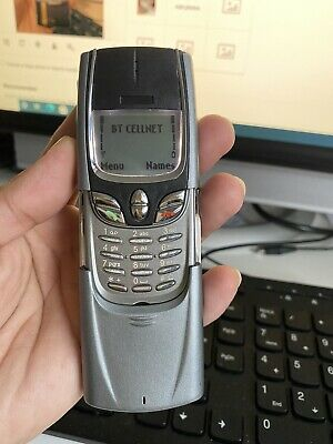 Nokia 8850 Mobile Phone(unlocked) In Fully Working Conditions • 59.99£