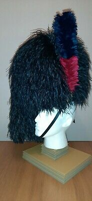 £600 • Buy Scots Guards Piper's Bonnet Complete With Badge And Plume. Size 57
