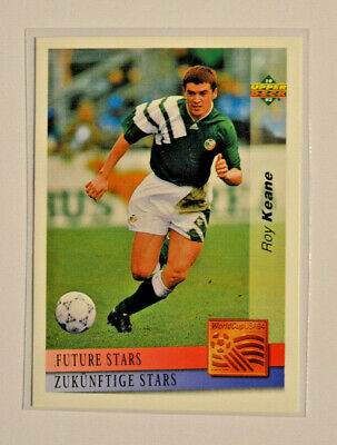 £6.85 • Buy Upper Deck WM World Cup 94 USA/Preview 1993 Roy Keane Irland #133 Future Stars