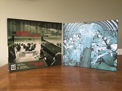 £13.99 • Buy The D-day Experience Book By Richard Holmes With Cd, Pull-out Maps & Documents