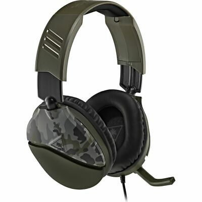 £21 • Buy Turtle Beach TBS-6455-02 Gaming Accessorie Wired 3.5mm Xbox One Green
