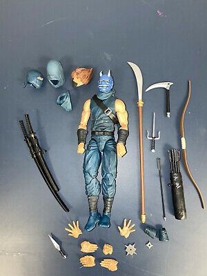 $ CDN126.86 • Buy Fwoosh Exclusive Articulated Icons The Feudal Series - Shinobi