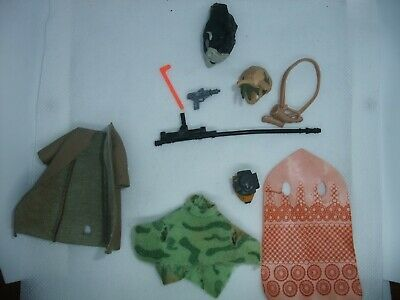 $ CDN18.23 • Buy Vintage Star Wars Original Weapons Parts Accessories Capes Coats For Figures