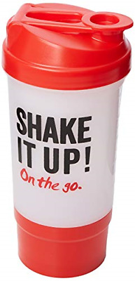 SlimFast Shaker With Storage Compartment • 8.28£