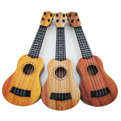 AU21.69 • Buy Beginner Classical Ukulele Guitar Educational Musical Instrument Toy For Kids