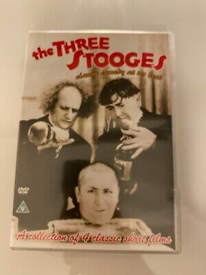 The Three Stooges DVD FAST DISPATCH UK • 2.46£
