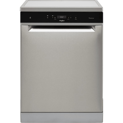 View Details Whirlpool WFC3C33PFXUK A+++ Dishwasher Full Size 60cm 14 Place Stainless Steel • 409.00£