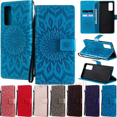 $ CDN8.80 • Buy For Samsung S20 Ultra S7 S8 S9 S10 Plus Magnetic Flip Wallet Leather Case Cover