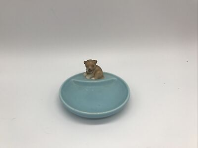 Wade Whimtrays Collection Lion Cub Pin Dish • 6.75£