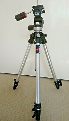 AU99.99 • Buy Manfrotto 190D Professional Tripod With 141RC Head  Very Good Condition