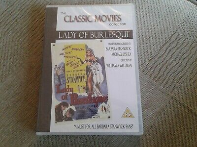 £1.57 • Buy Lady Of Burlesque Dvd New And Sealed Freepost