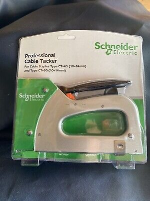 £22.99 • Buy Schneider Professional Cable Tacker