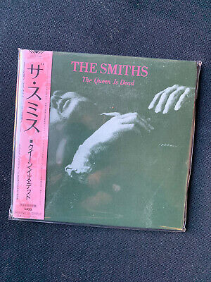 The Smiths - The Queen Is Dead Japanese Issue Cd. New • 14.95£