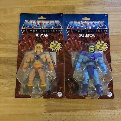 $80.06 • Buy He-Man & Skeletor - Masters Of The Universe Origins Action Figure BRAND NEW