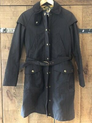 Stunning Joules Wax Catherine Coat Jacket Size 6 Would Fit 8 Too • 65£