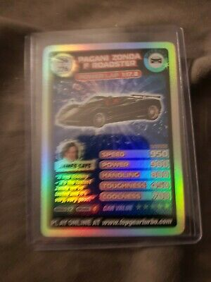 Top Gear Super Rare Card 256 • 29.99£