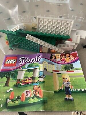 Lego Friends 41011 Stephanie Football - Complete Set With Instructions • 0.99£