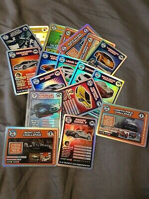 17 Super Rare Top Gear Cards And Mega Mystery  Mint • 29.99£