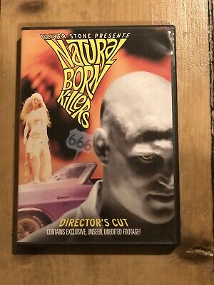 Natural Born Killers (DVD, 2001, Box Set) • 1£