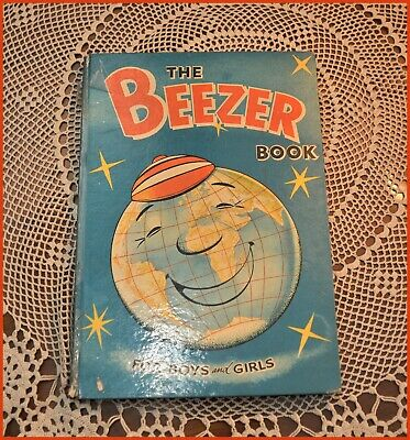 THE BEEZER BOOK 1961 Annual For Boys And Girls -classic Characters • 18£