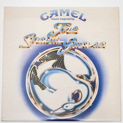 £28 • Buy Camel ‎– The Snow Goose - First UK Pressing - Vinyl LP