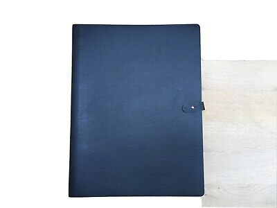 A3 Presentation Portfolio Book 30x42/16 X12  With 20 Sleeves By CASS ART • 9.99£