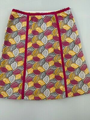 Boden Lined Skirt Size 16L • 4.75£