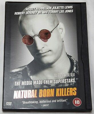 Natural Born Killers (DVD, 2001) • 2£
