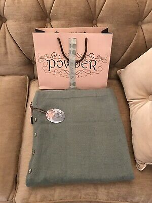 Powder Poncho/Cape/Scarf - BRAND NEW WITH TAGS & BAG • 12.05£