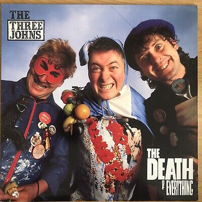 The Three Johns – The Death Of Everything • 1.25£