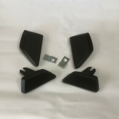AU215 • Buy VB VC VH Commodore SLE / SS Front & Rear Bumper Bar End Caps Set