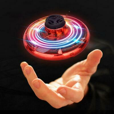 AU13.81 • Buy Mini Drone Smart UFO Aircraft For Kids Flying Toys RC Hand Control Gift US 360°