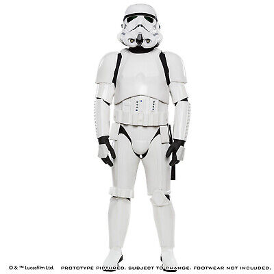 Stormtrooper Armour - ANOVOS - Complete Raw Kit/Helmet. No Soft Goods Provided. • 800£