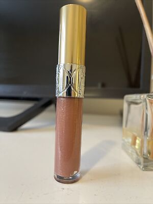 YSL Gloss Volupte Lipgloss Number 2 • 10£