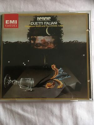 Duetti Italiani CD Hopkinson Smith And Paul O'Dette Lute EMI  Classics • 19£
