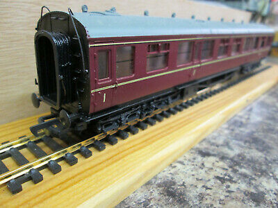 Bachmann 34-150 Collett 60ft 1st/2nd Coach Br Maroon Livery .boxed Lot 1 • 10.99£