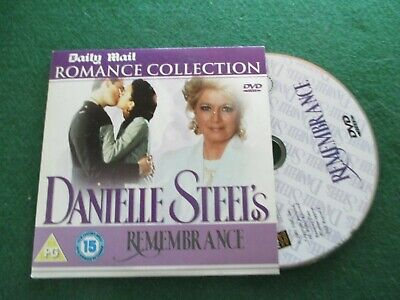 DANIELLE STEEL'S REMEMBRANCE  Promo Dvd  ANGIE DICKINSON JEFFREY NORDLING • 1.45£
