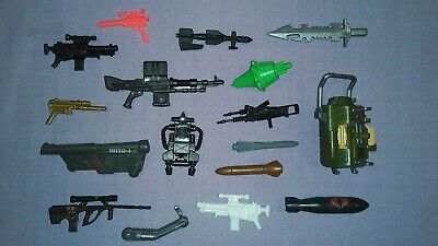 $ CDN10.46 • Buy G.I.Joe Vintage Set Of Weapons & Accessories For Replacement Or CUSTOM FODDER